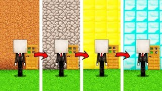 JAK SLENDERMAN NOOB ZOSTAŁ PRO SLENDERMANEM?! || MINECRAFT EWOLUCJA