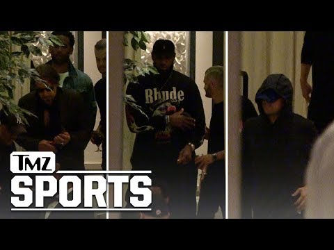 LeBron James Has Power Dinner with Al Pacino and Leo DiCaprio  TMZ Sports