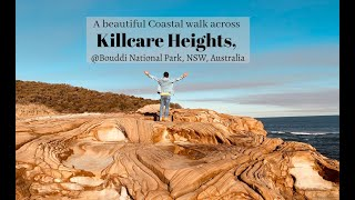 Australian Coastal walk at Bouddi National park
