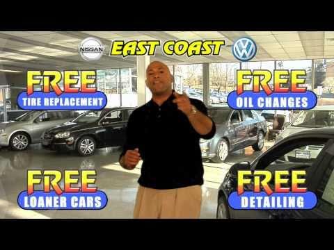 Brandon has Gone Bonker 2 - East Coast VW & Nissan