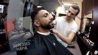 ChestBrah в BarberShop. Встреча с фанатом.(, 2017-01-17T21:14:36.000Z)