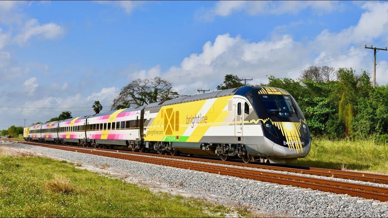 florida brightline passenger train