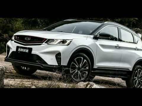 AFTER PROTON X70. NEXT PROTON SUV, X50? - EXTERIOR AND INTERIOR GEELY BINYUE/SX11