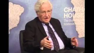 Noam Chomsky 2014  One State Solution