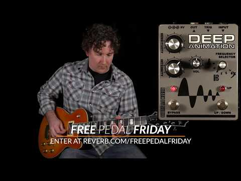 Free Pedal Friday: Death by Audio Deep Animation | Reverb Giveaway