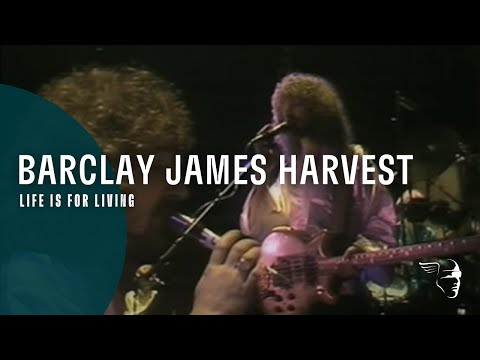"Barclay James Harvest - Life Is For Living (From ""Berlin - A Concert For The People"" DVD)"