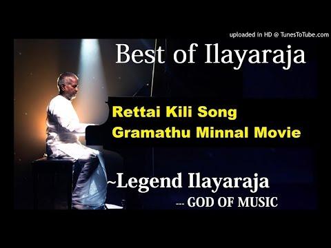 Rettai Kili Song Gramathu Minnal Tamil Movie  #Best of Ilayaraja#