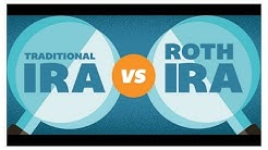 Traditional Vs ROTH IRA - Which Should YOU Choose?