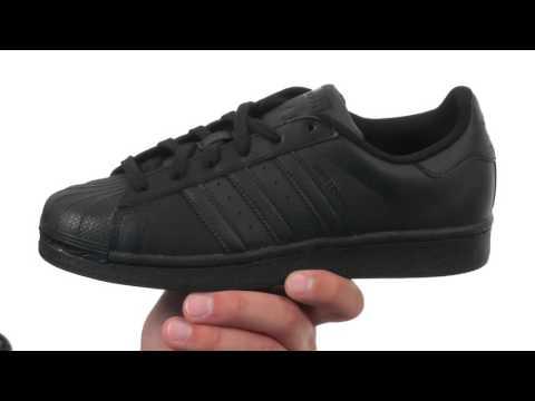 adidas Originals Kids Superstar - Foundation (Big Kid) SKU:8463134