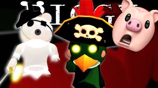 ROBLOX PIGGY BUDGEY + GHOSTY + CUTSCENE UPDATE..