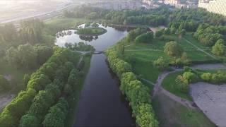 Парк Авиаторов, Санкт-Петербург, Московский район смотреть онлайн в хорошем качестве бесплатно - VIDEOOO