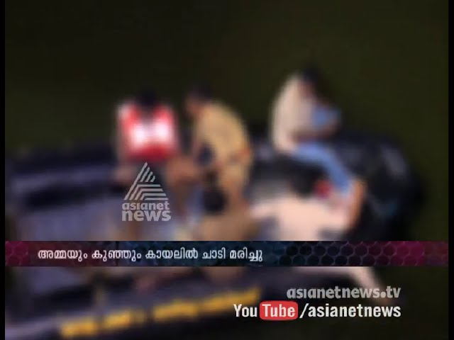 Mother and child  commits suicide by jumping in Akkulam Lake | FIR 29 Nov 2015