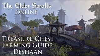 Elder Scrolls Online - Deshaan Chest Farming Guide (Mother's Sorrow, Plague Doctor sets)