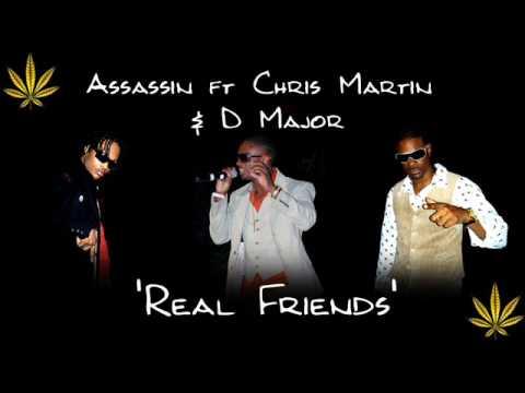 Assassin, Chris Martin & D Major - Real Friends - YouTube