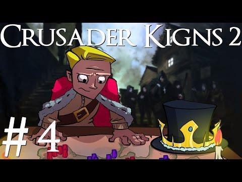Crusader Kings 2 | The Bedouin Prince | Part 4 | Hispania Here I Come