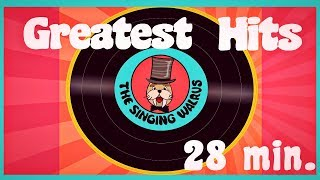 The Singing Walrus Greatest Hits | Kids Song Compilation