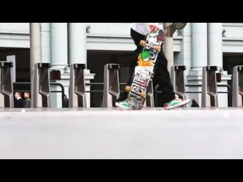 Skateboarders - FREE Stock Footage