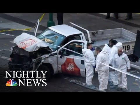New York City Terror: Truck Driver Kills At Least 8, Injures 15 | NBC Nightly News