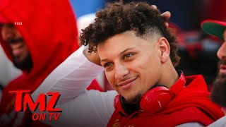 NFL Star Patrick Mahomes Agrees To 10-Year, $503 Million Deal!!!