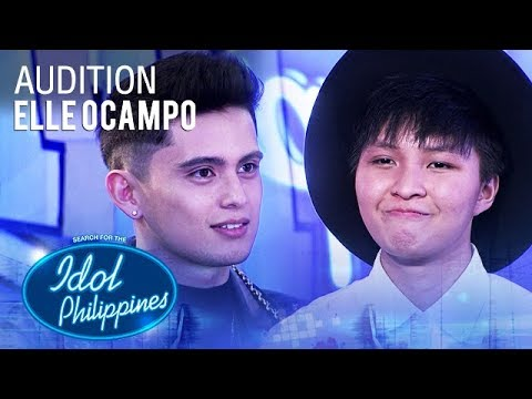 Elle Ocampo - Take Me To Church  Idol Philippines Auditions 2019