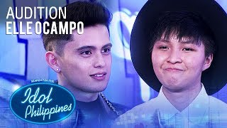 Elle Ocampo - Take Me To Church | Idol Philippines Auditions 2019