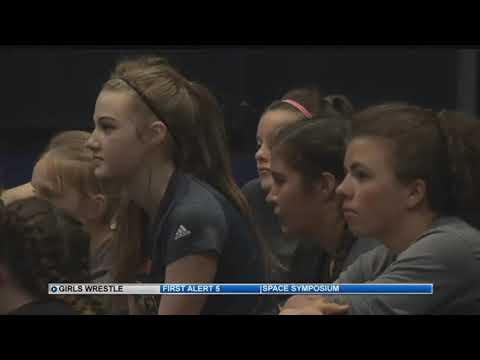 All girls wrestling clinic held in Colorado Springs