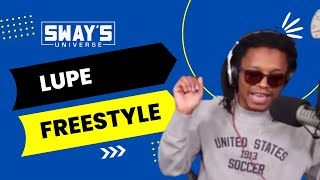 Lupe Fiasco Freestyle on Sway In The Morning | Sway's Universe