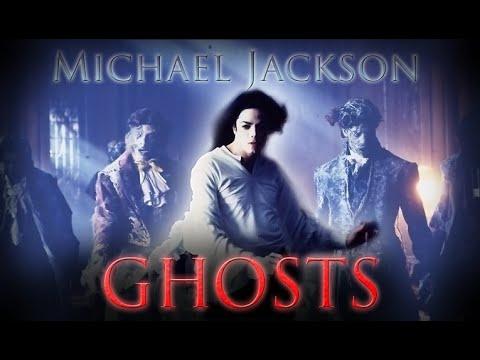 Michael Jackson - Ghosts HD
