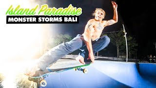 Island Paradise: Monster Storms Bali Video