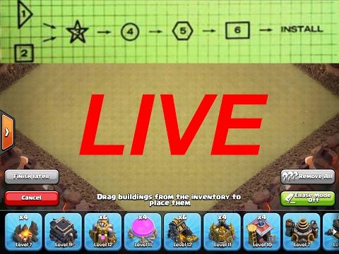 Live Base Build #16 (TH10)