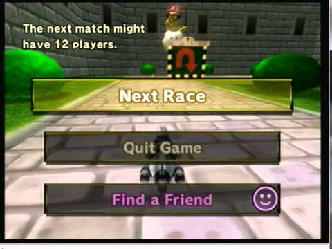 Mario Kart Wii Online Hacker Race 8 (With mkwhacker35555vr,