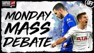 Is Mo Salah A Cheat? | Sarri's Outbursts | United vs Arsenal Preview - Monday Mass Debate