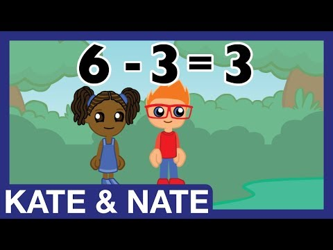 Meet the Math Facts with Kate & Nate - The Swamp (Addition & Subtraction)