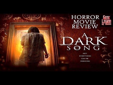 A DARK SONG ( 2016 Mark Huberman ) Occult Horror Movie Review