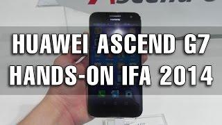 Huawei Ascend G7 Hands-On în Limba Română (IFA Berlin 2014) - Mobilissimo.ro