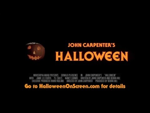 Trailer do filme Halloween - A Noite do Terror