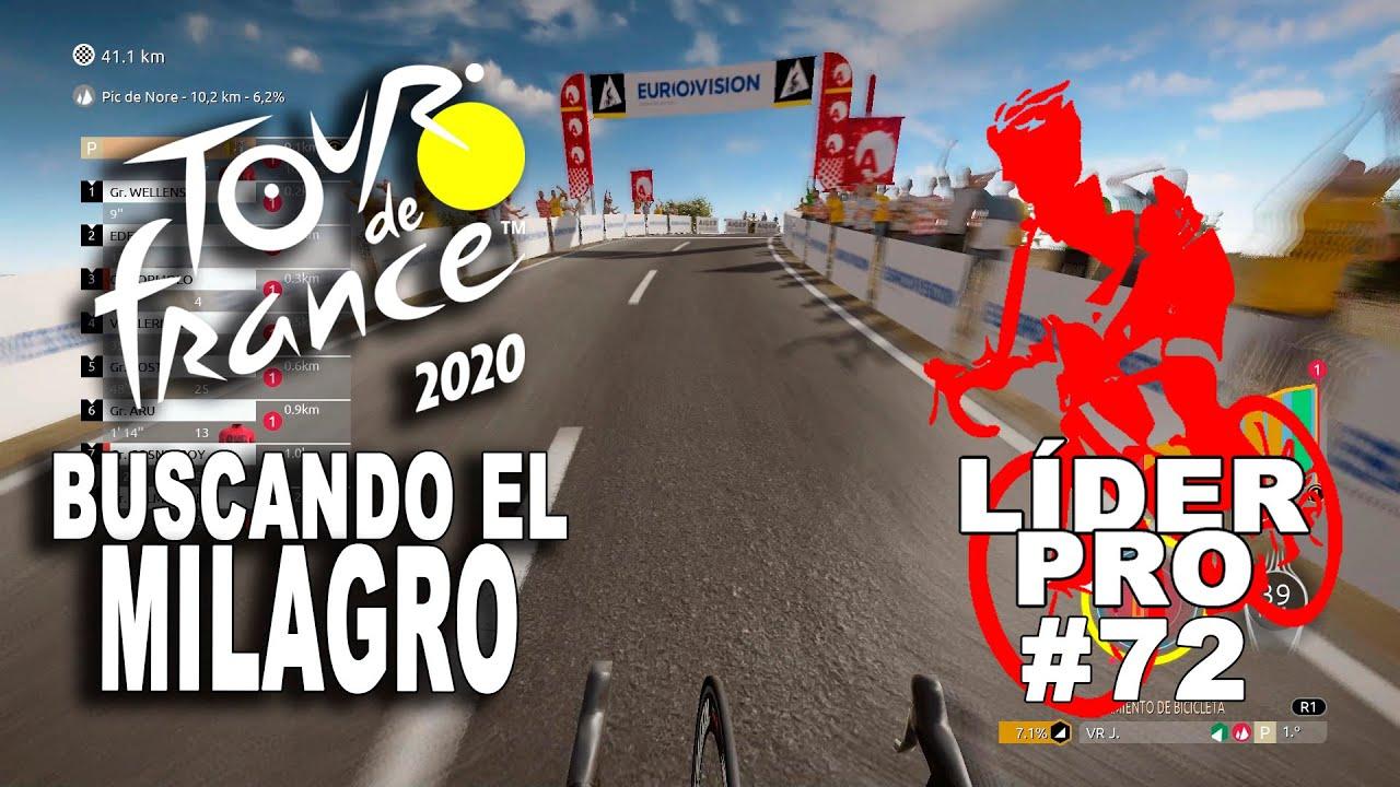 TOUR DE FRANCE 2020 Líder Pro #72 VR_JUEGOS