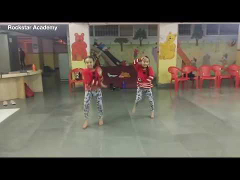 learn bhangra dance steps   Tanya Tanisha   Sameer rsa   rockstar academy Chandigarh