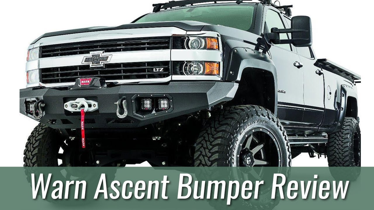 small resolution of warn winch bumpers