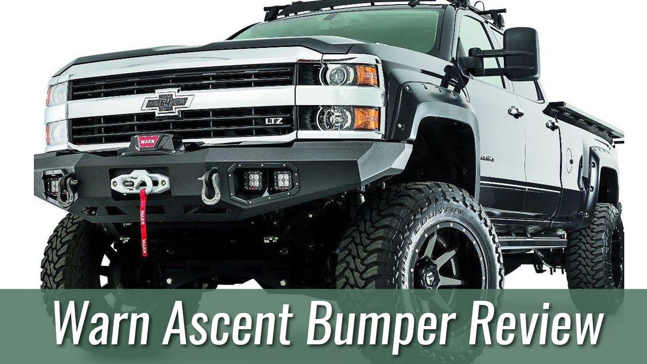 warn winch bumpers [ 1280 x 720 Pixel ]