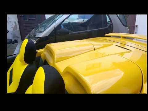 cabrio dach reparatur hydraulik reparieren am renault. Black Bedroom Furniture Sets. Home Design Ideas
