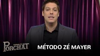 Método Zé Mayer para fugir da responsabilidade pode inspirar políticos