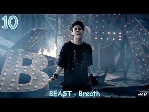 TOP 25 BEST KOREAN SONGS OF 2010