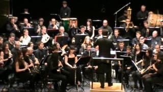 LIBERTADORES - Para Banda Sinfónica - Oscar Navarro - Banda de Música de El Espinar