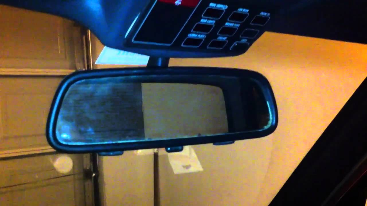 Bmw E30 Maplight Mirror Installed Mov Youtube
