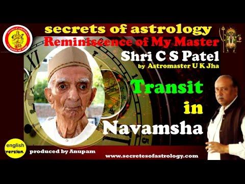 TRANSIT IN NAVAMSHA by Astromaster U K Jha version english ...