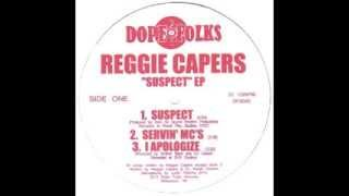 "REGGIE CAPERS ""SUSPECT"" (STREET)"