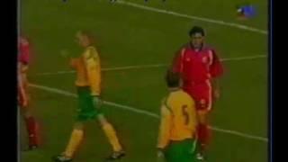 QWC 2002 Lithuania vs. Romania 1-2 (06.06.2001)