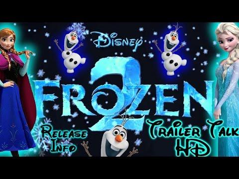 Frozen 2 Trailer HD Disney Release Date Info - Frozen Spring Fever Release Date Frozen 2 News