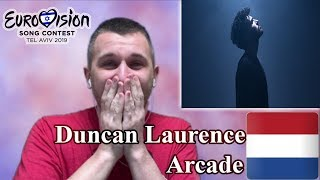 Duncan Laurence   Arcade   The Netherlands Eurovision 2019 Reaction Video